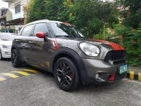 Grey Mini Countryman 2012 for sale in Quezon City
