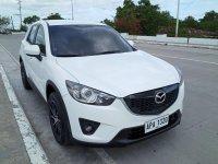 White Mazda Cx-5 2018 for sale in Tagbilaran