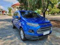 Blue Ford Ecosport 2014 for sale in Cagayan de Oro