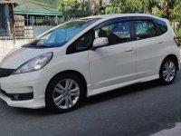Sell White 2012 Honda Jazz at 60800 km