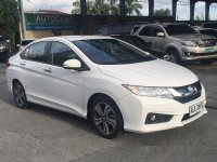 White Honda City 2015 Automatic for sale