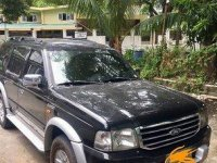 Sell Black 2006 Ford Everest Automatic Diesel