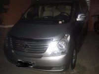 Sell Grey 2016 Hyundai Starex in Taytay