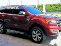Sell 2016 Ford Everest at 28000 km