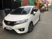 Selling White Honda Jazz 2017 Automatic Gasoline