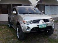 Selling Silver Mitsubishi Strada 2008 in Calapan
