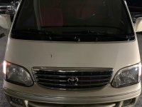Sell Pearl White 2003 Toyota Hiace in Manila