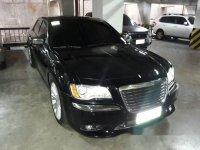 Sell Black 2013 Chrysler 300c at 23000 km