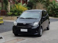 Sell Black 2014 Toyota Wigo Hatchback