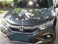 Grey Honda City 2018 for sale in Quezon City