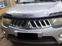 Selling Silver Mitsubishi Strada 2007 at 98000 km