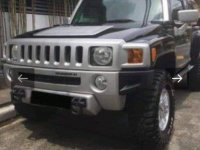 Black Hummer H3 2008 Automatic for sale