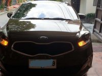 Sell Brown 2014 Kia Carens at 49000 km