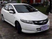 White Honda City 2010 at 60000 km for sale