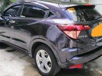 Black Honda Hr-V 2016 Automatic for sale