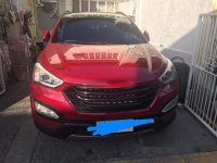 Hyundai Santa Fe 2014 at 25000 km for sale