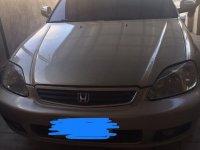 Silver Honda Civic 2000 for sale in Manual