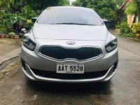 Silver Kia Carens 2015 for sale in Antipolo