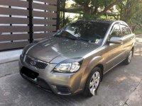 Sell Grey 2010 Kia Rio Automatic Gasoline