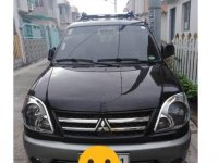 Sell Black 2018 Mitsubishi Adventure in Manila