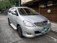 Sell 2009 Toyota Innova in Manila