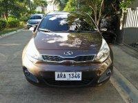 Sell Brown 2015 Kia Rio in Manila