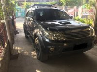 Purple Toyota Fortuner 2006 for sale in Cabanatuan City
