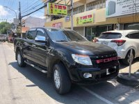 Sell Black 2015 Ford Ranger in Manila