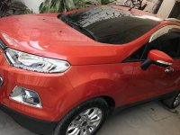 Selling Orange Ford Escape 2015 in Santa Rosa