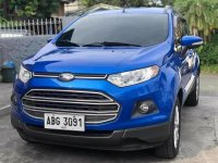 Sell Blue2015 Ford Ecosport in Quezon City