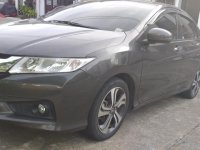 Black Honda City 2016 for sale in Bacoor