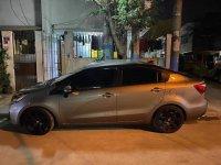Sell White 2014 Kia Rio in Manila