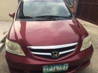Sell Red 2008 Honda City in Batangas City