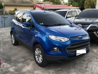 Sell Blue 2017 Ford Ecosport in Silang Citave