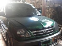 Green Mitsubishi Adventure 2010 for sale in Manual