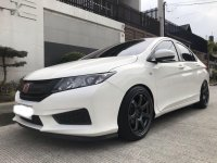 White Honda City 2016 for sale in Automatic