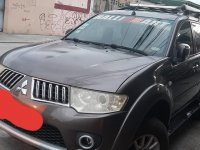 Sell Grey 2011 Mitsubishi Montero sport in Taytay