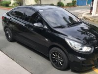 Selling Black Hyundai Accent 2012 in Manila
