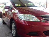 Selling Red Honda City 2008 in Lucena