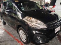 Black Suzuki Ertiga 2017 for sale in Pamplona