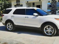 White Ford Explorer 2014 for sale in Automatic