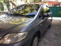 Selling Silver Honda City 2008 in Manila