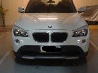 Sell White 2012 Bmw X1 in Bonifacio