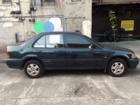 Blue Honda City 1997 for sale in Manual