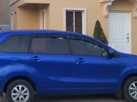 Sell Blue 2018 Toyota Avanza in Pili