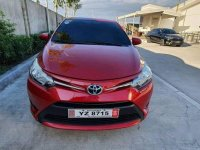 Selling Red Toyota Vios 2016 in Lubao