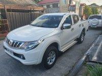 Selling White Mitsubishi Strada 2015 in Antipolo