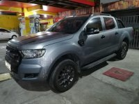 Grey Ford Ranger 2017 for sale in Automatic