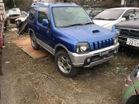 Sell Blue 2006 Suzuki Jimny in Ilagan