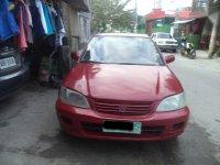 Sell Red 2001 Honda City in Manila
